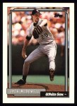 1992 Topps #11   Jack McDowell Front Thumbnail