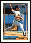 1992 Topps #462   Rich Rodriguez Front Thumbnail