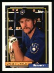 1992 Topps #90   Robin Yount Front Thumbnail