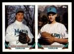 1993 Topps #726   Mike Veneziale Front Thumbnail