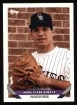 1993 Topps #425  Joe Girardi  Front Thumbnail