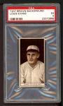 1912 T207 #57  Steve Evans    Front Thumbnail