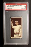 1912 T207 #7   Cy Barger   Front Thumbnail