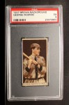 1912 T207 #115  George McBride    Front Thumbnail