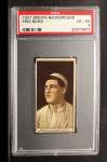 1912 T207 #18  Ping Bodie    Front Thumbnail