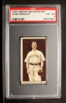 1912 T207 #19  Hugh Bradley    Front Thumbnail