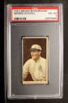 1912 T207 #176   George Stovall   Front Thumbnail
