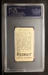 1912 T207 #108   Paddy Livingston   Back Thumbnail