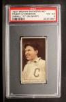 1912 T207 #108   Paddy Livingston   Front Thumbnail