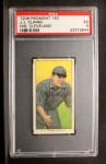 1909 T206 #93 CLE J. J. Clarke  Front Thumbnail