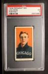 1909 T206 #172 POR Lou Fiene  Front Thumbnail