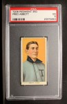 1909 T206 #3  Fred Abbott  Front Thumbnail