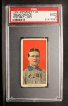 1909 T206 #78 RED Frank Chance  Front Thumbnail