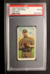 1909 T206 #292 CHI Carl Lundgren  Front Thumbnail