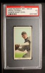 1909 T206 #374 SET Orval Overall  Front Thumbnail