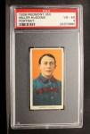 1909 T206 #225 POR Miller Huggins  Front Thumbnail