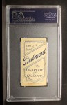 1909 T206 #78 RED Frank Chance  Back Thumbnail