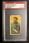 1909 T206 #57 CHIC Mordecai Brown  Front Thumbnail