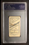 1909 T206 #88  Eddie Cicotte  Back Thumbnail