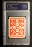 1951 Topps Red Back #18   Gerry Coleman Back Thumbnail