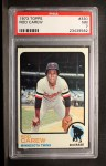 1973 Topps #330  Rod Carew  Front Thumbnail