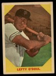 1960 Fleer #37  Lefty O'Doul  Front Thumbnail