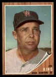 1962 Topps #42  Jim King  Front Thumbnail