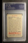 1951 Bowman #320  Hal White  Back Thumbnail