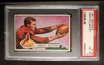 1951 Bowman #136  Francis Polsfoot  Front Thumbnail