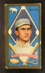 1911 T205 #7  Home Run Baker  Front Thumbnail