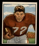 1950 Bowman #143  Norm Standlee  Front Thumbnail
