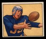 1950 Bowman #51  Tom Fears  Front Thumbnail