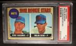 1968 Topps #177  Mets Rookies  -  Nolan Ryan / Jerry Koosman Front Thumbnail