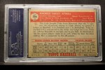 1952 Topps #356   Toby Atwell Back Thumbnail