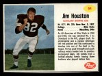 1962 Post #64   Jim Houston Front Thumbnail
