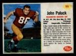 1962 Post #195  John Paluck  Front Thumbnail