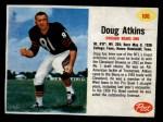 1962 Post #106  Doug Atkins  Front Thumbnail