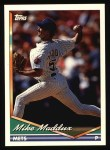 1994 Topps #217  Mike Maddux  Front Thumbnail