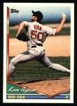 1994 Topps #264  Ken Ryan  Front Thumbnail