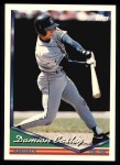 1994 Topps #418   Damion Easley Front Thumbnail