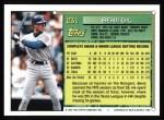 1994 Topps #231   Benji Gil Back Thumbnail