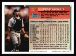 1994 Topps #127   Brad Ausmus Back Thumbnail