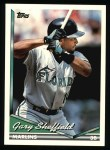 1994 Topps #560   Gary Sheffield Front Thumbnail