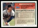 1994 Topps #107   Mike Stanton Back Thumbnail