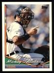 1994 Topps #495   Mickey Tettleton Front Thumbnail