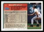 1994 Topps #88  Pat Kelly  Back Thumbnail