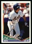 1994 Topps #331  Jeff McKnight  Front Thumbnail