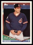 1994 Topps #93  Bob Ojeda  Front Thumbnail