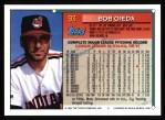 1994 Topps #93  Bob Ojeda  Back Thumbnail