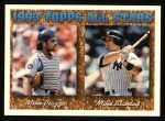 1994 Topps #391   -  Mike Stanley  /  Mike Piazza All-Star Front Thumbnail